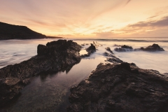 Lanzarote Winter Sunset