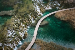 Plitvice Lakes Walk