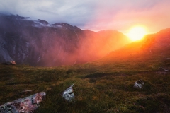 Magic at Andalsnes
